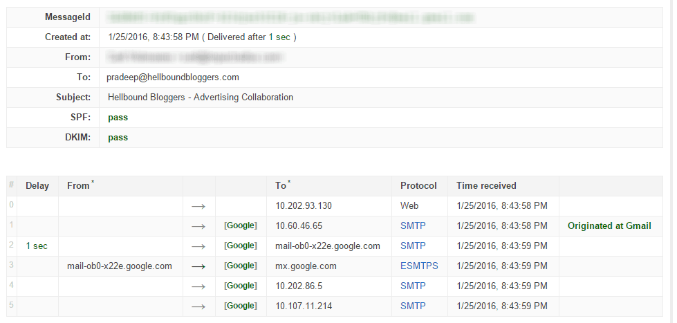 Google Apps Toolbox Analyze Header 1 Sec Delay
