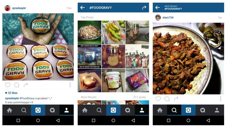 Instagram Hashtags Brand Name