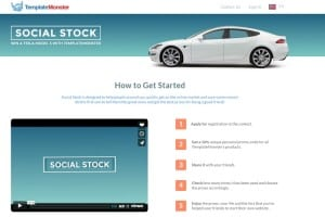 TemplateMonster Social Stock