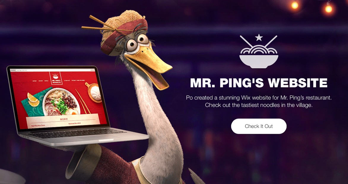 Mr.Ping Website