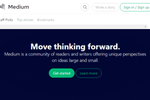 Setup Custom Domain Name For Medium