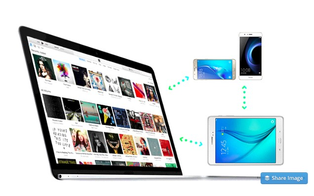 how to download music and transfer to itunes