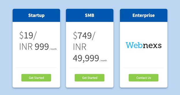 Webnexs Startup