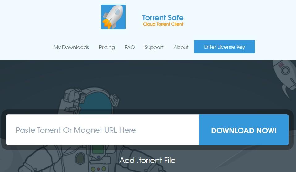 TorrentSafe