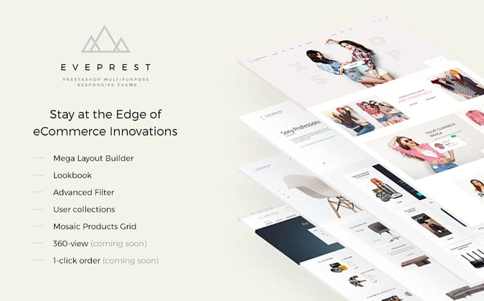Eveprest Multipurpose PrestaShop Theme