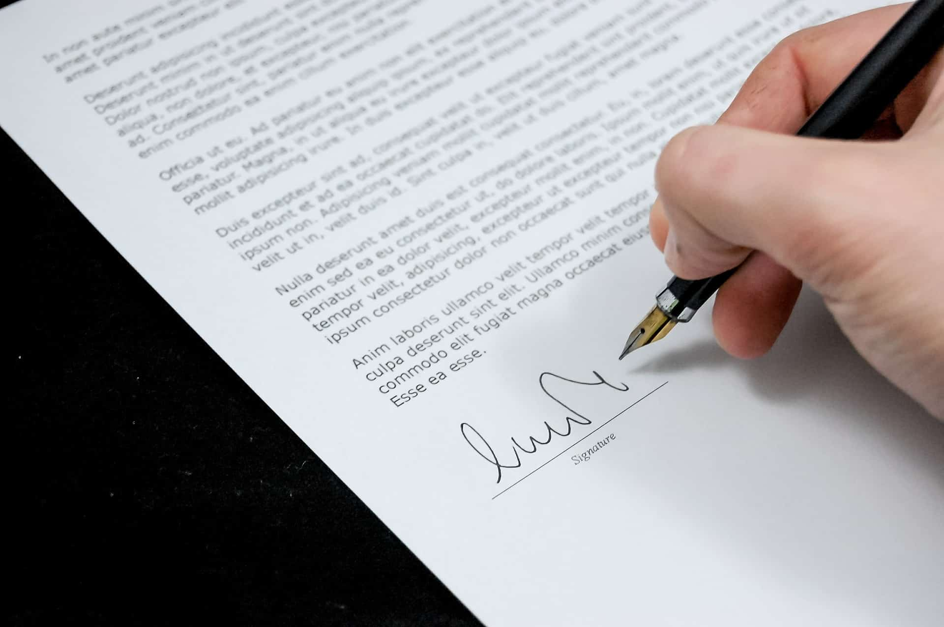 Document Signing Software