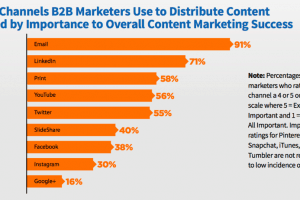Channels B2B Marketers