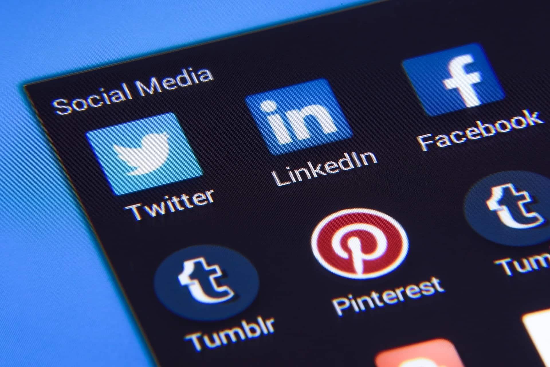 Social Media Dashboards