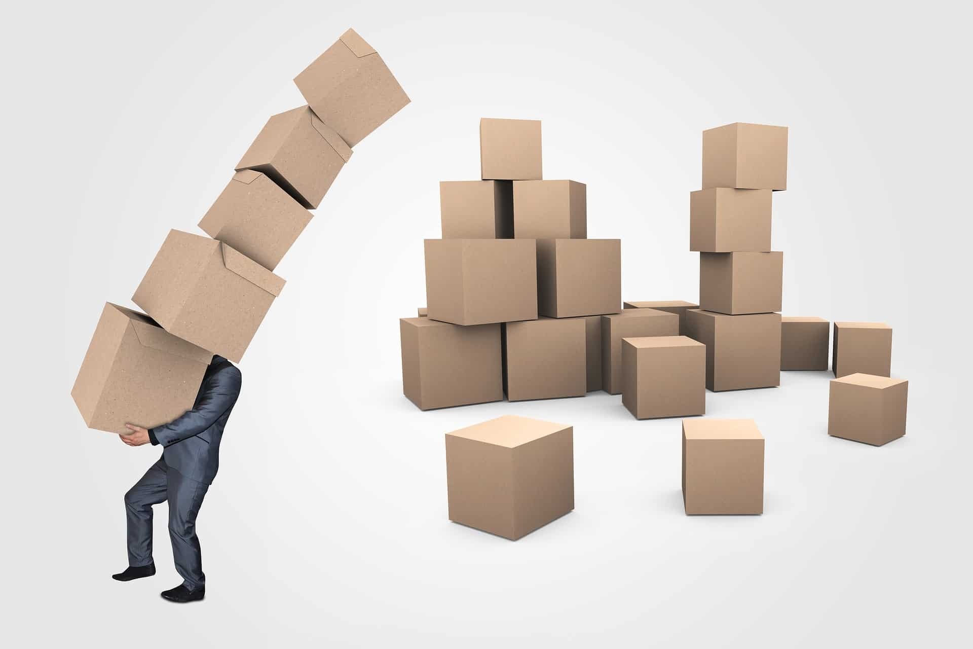 Pack Electronic Devices And Prepare Them For Shipping