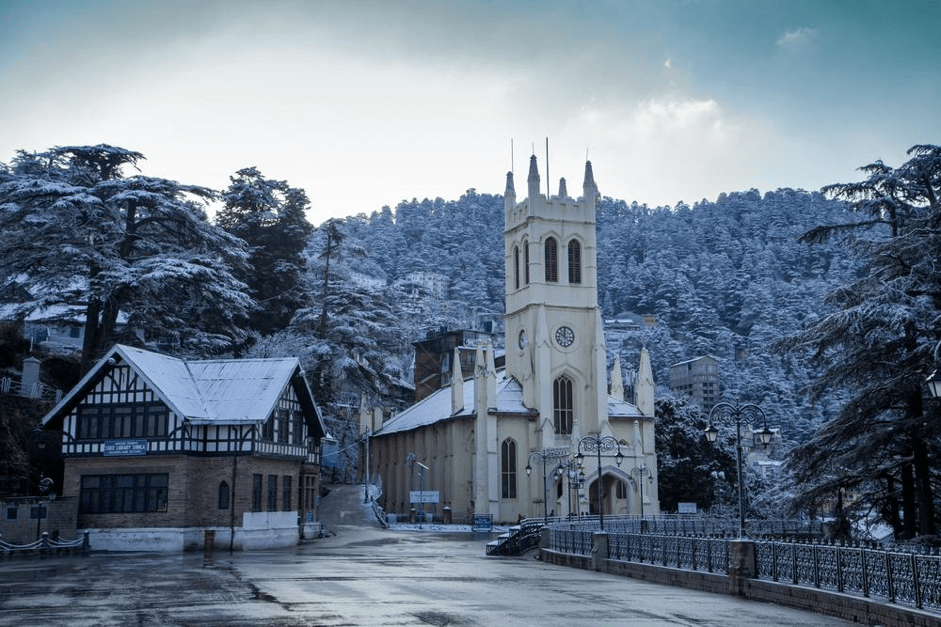 Shimla Vacation