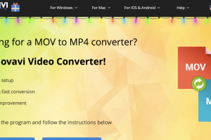 Movavi's MOV To MP4 Converter Review