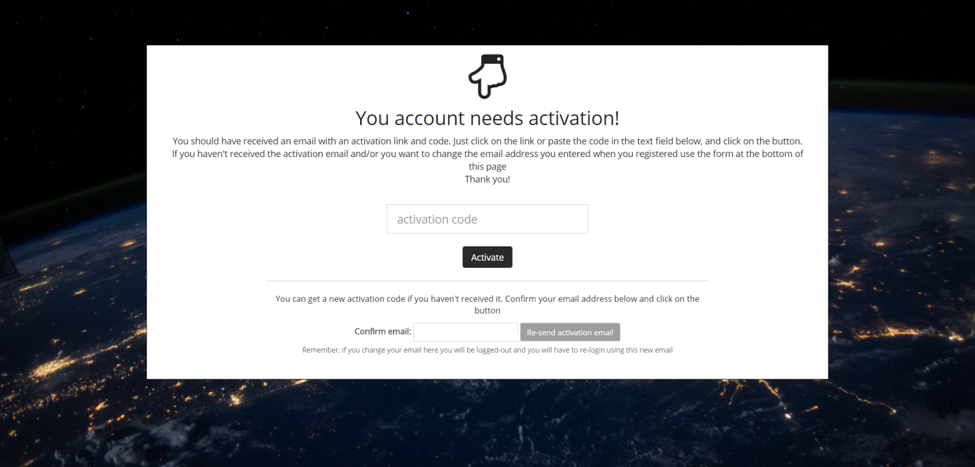 ChatbotsBuilder Account Activation