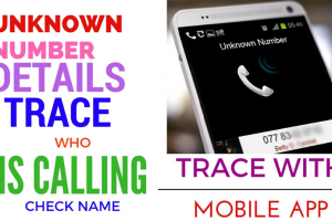 How To Lookup An Unknown Phone Number