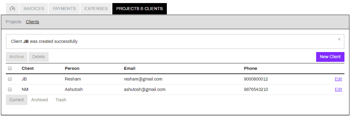 Include Clients:Services 2
