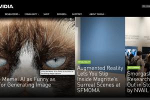 NVidia's Blog