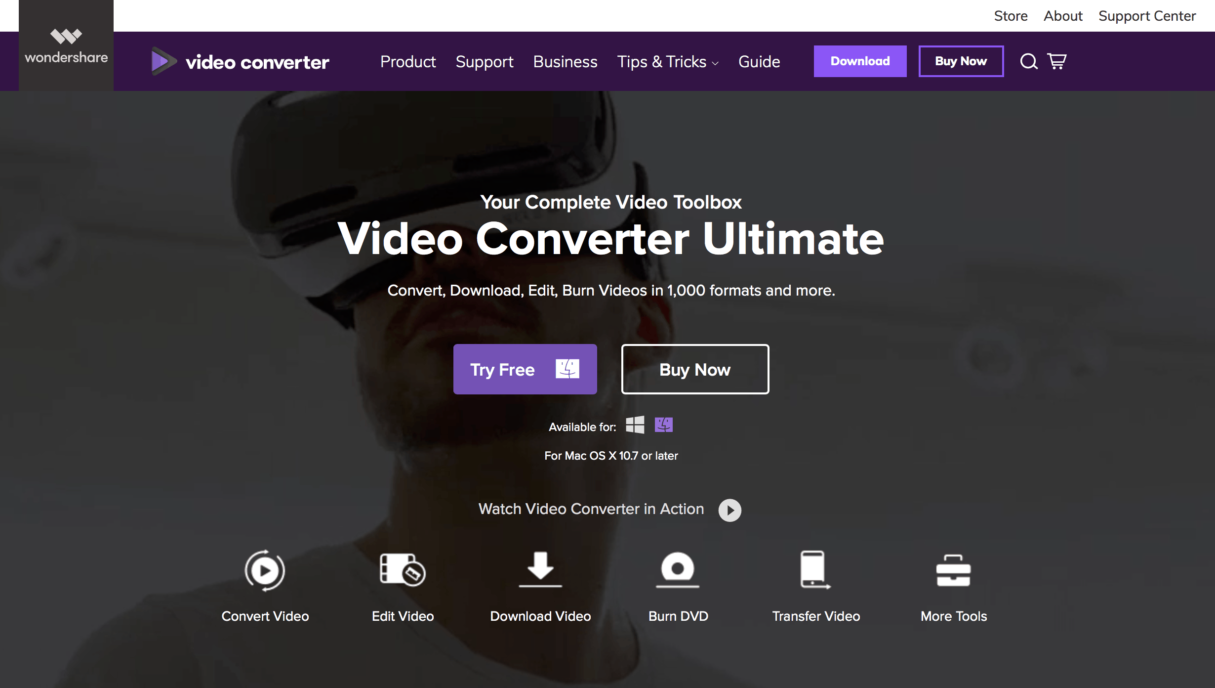 Wondershare Video Converter Ultimate Review 1