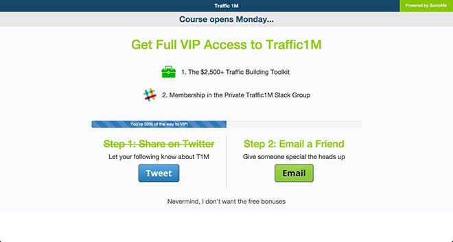 Add A Viral Element To Your Opt In