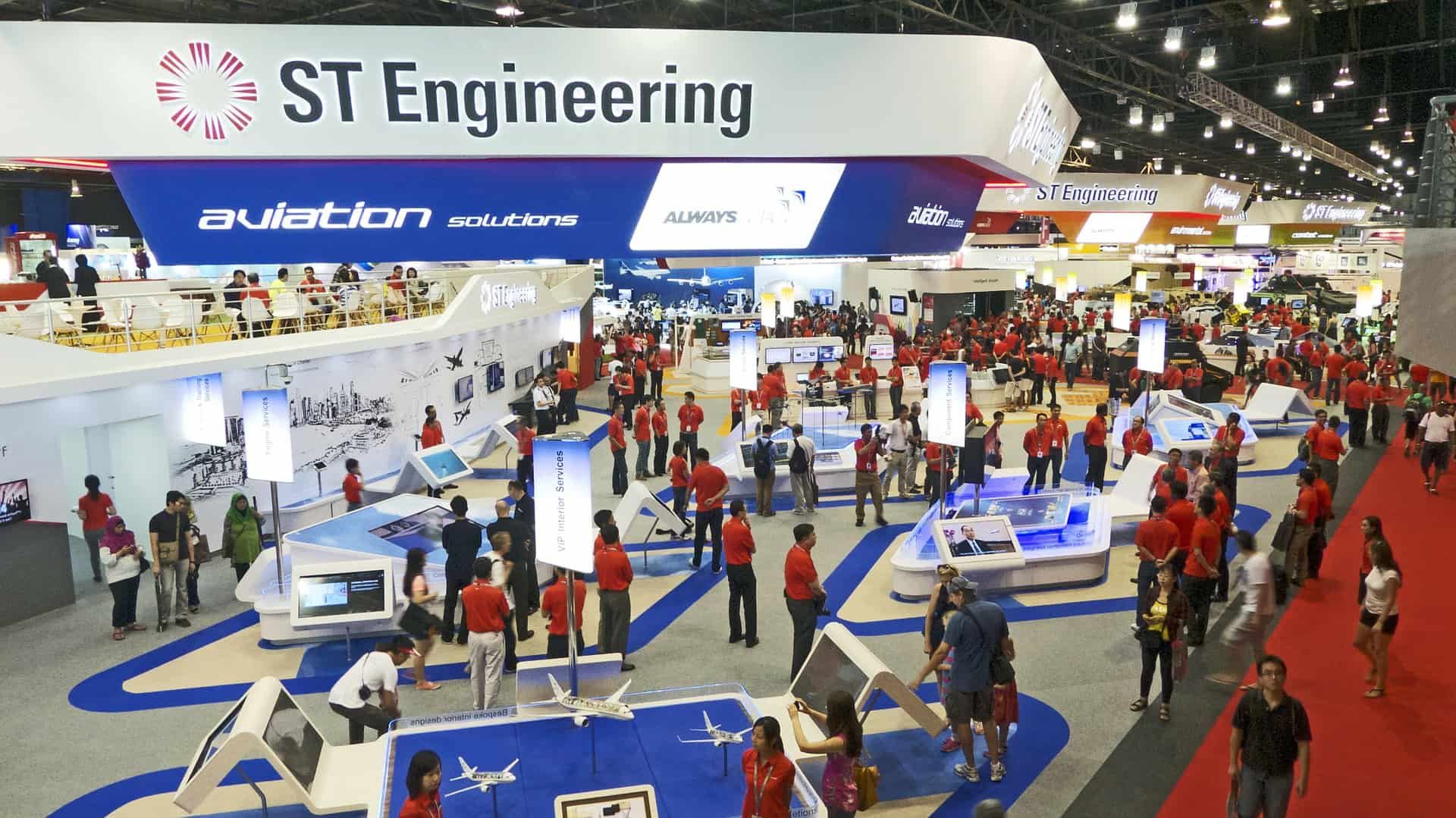 Design Tips For A Successful Trade Show Exhibition Display Booth