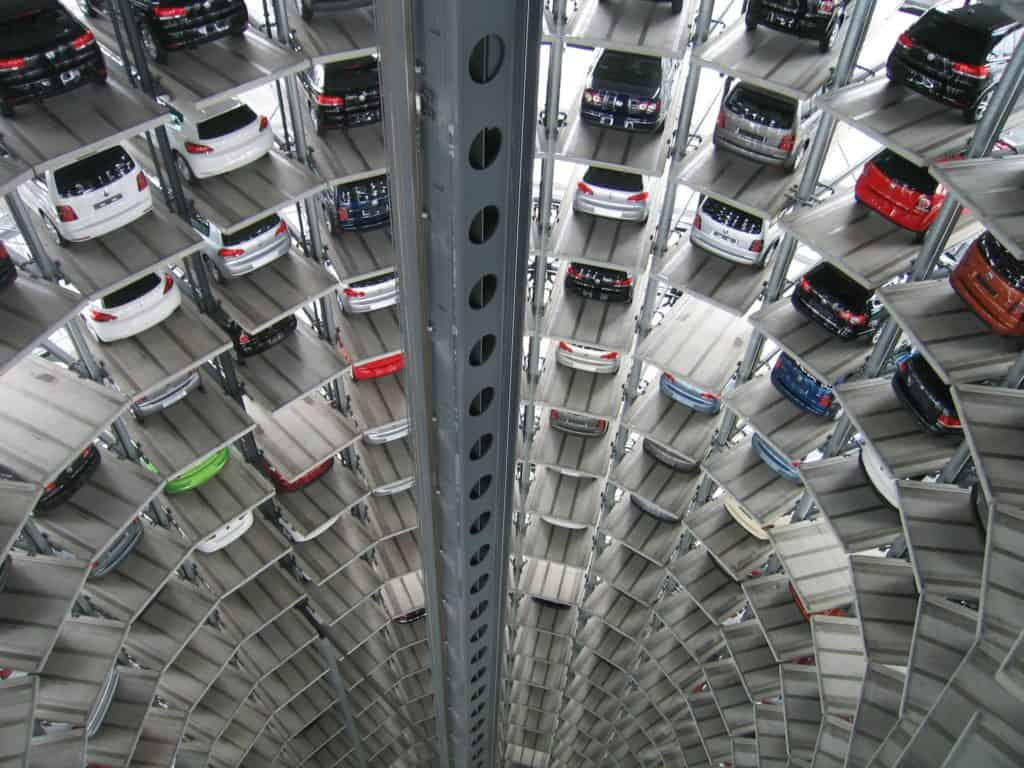 Automated Parking System Explained