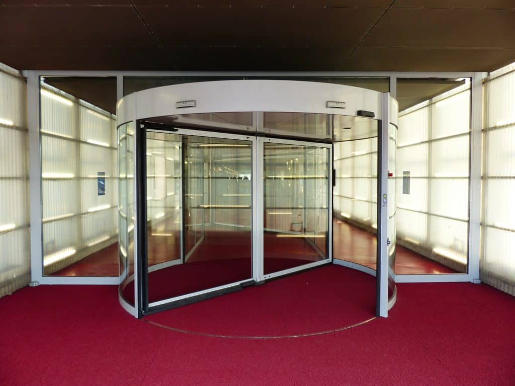 Why You Should Use Revolving Doors