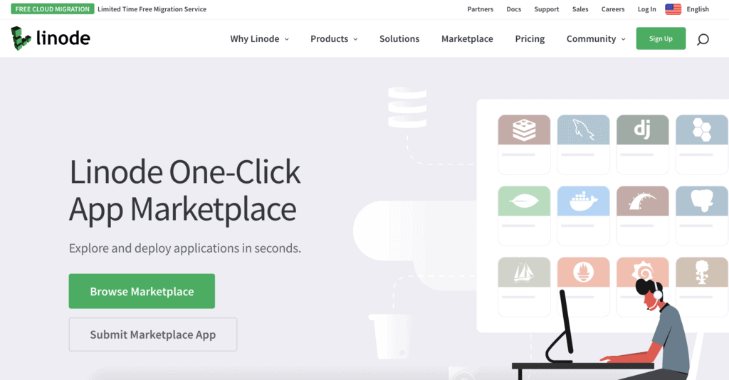 Linode Marketplace