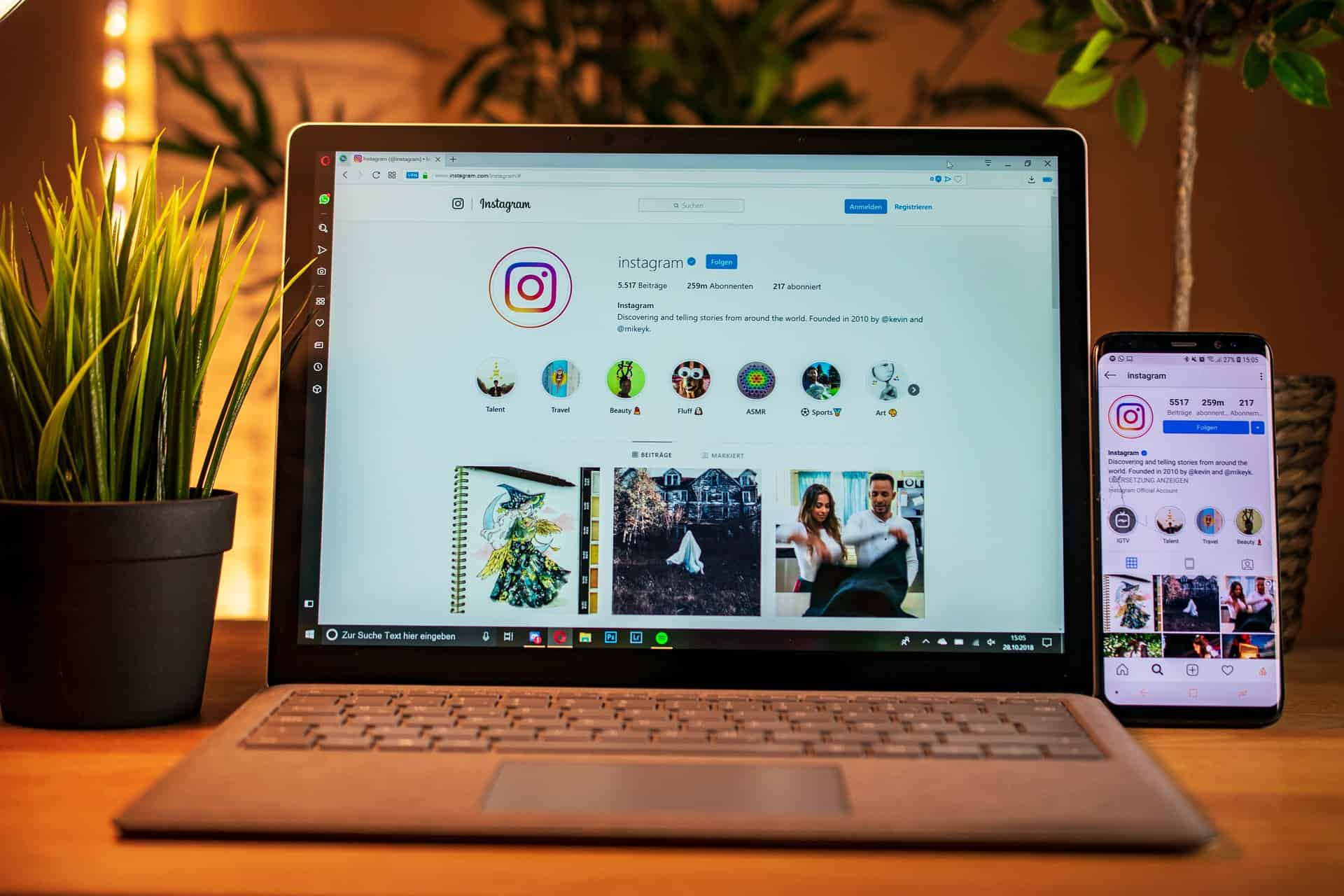 Gaining World Wide Web Attention With Instagram Followers