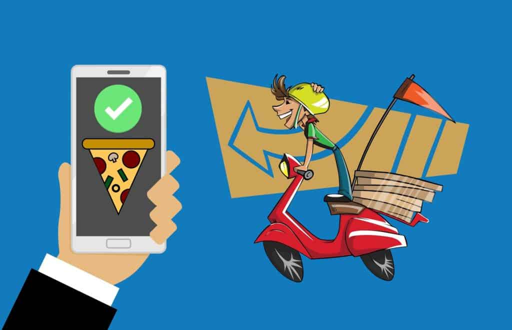Things You Need In Your Food Delivery App