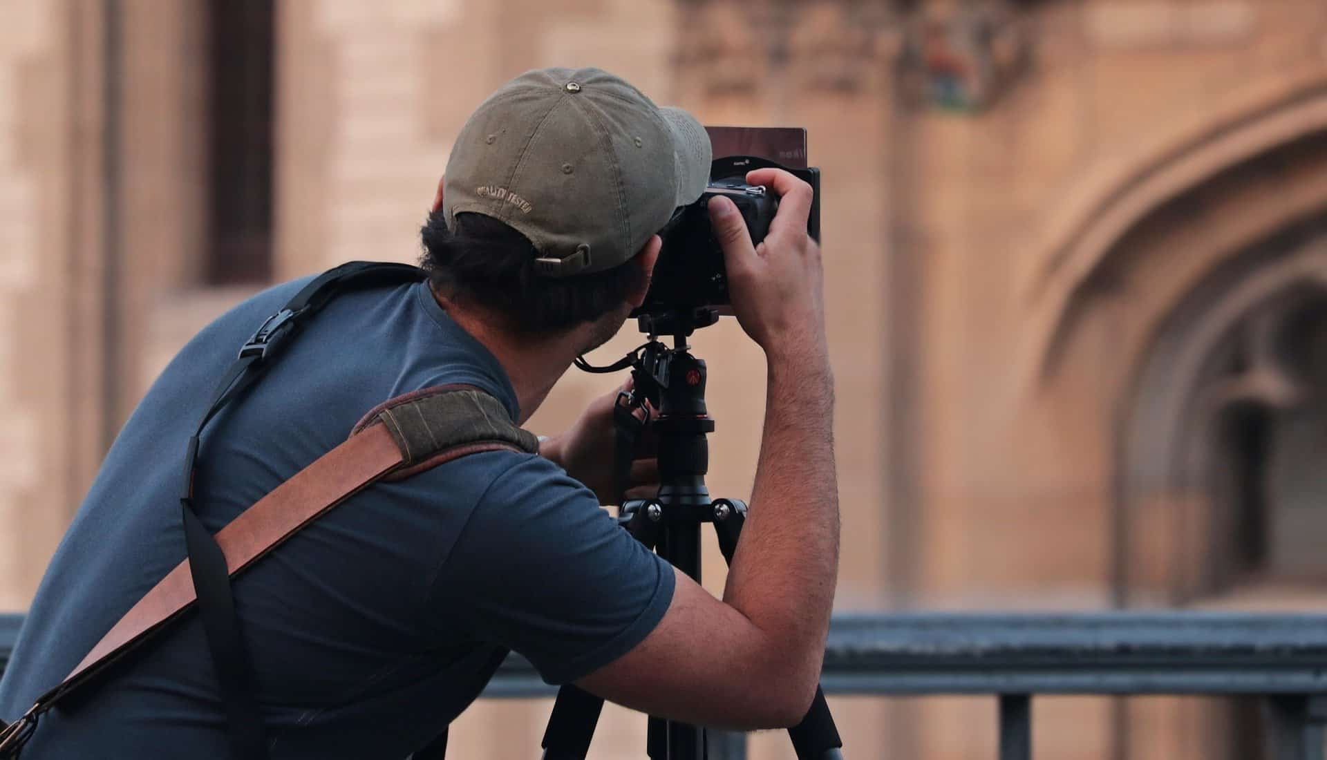 Myths About Becoming A Photographer
