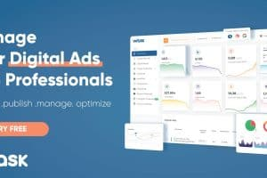 WASK Easy Way To Design, Publish, Manage And Optimize Your Digital Ads
